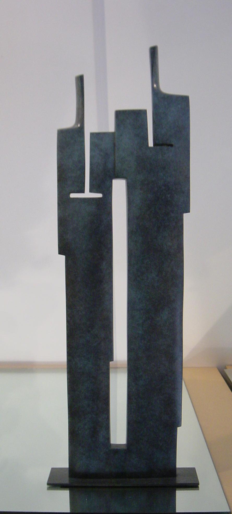 Arkab, brons, h70x24cm, €5.400
