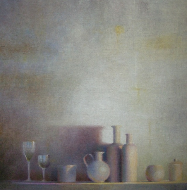 ANNEKE-ELHORST(236) twee glaasjes 100 x 100