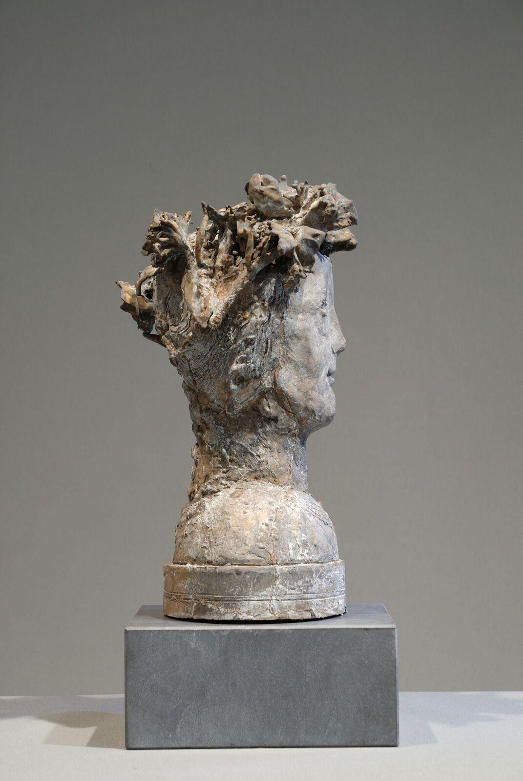 FLORA COLOGNE ( 41) brons unicum h ca 50 cm_preview