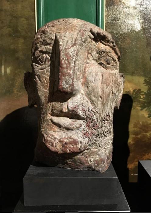Seeman, brons, unicum, h40cm, € 6.000,-