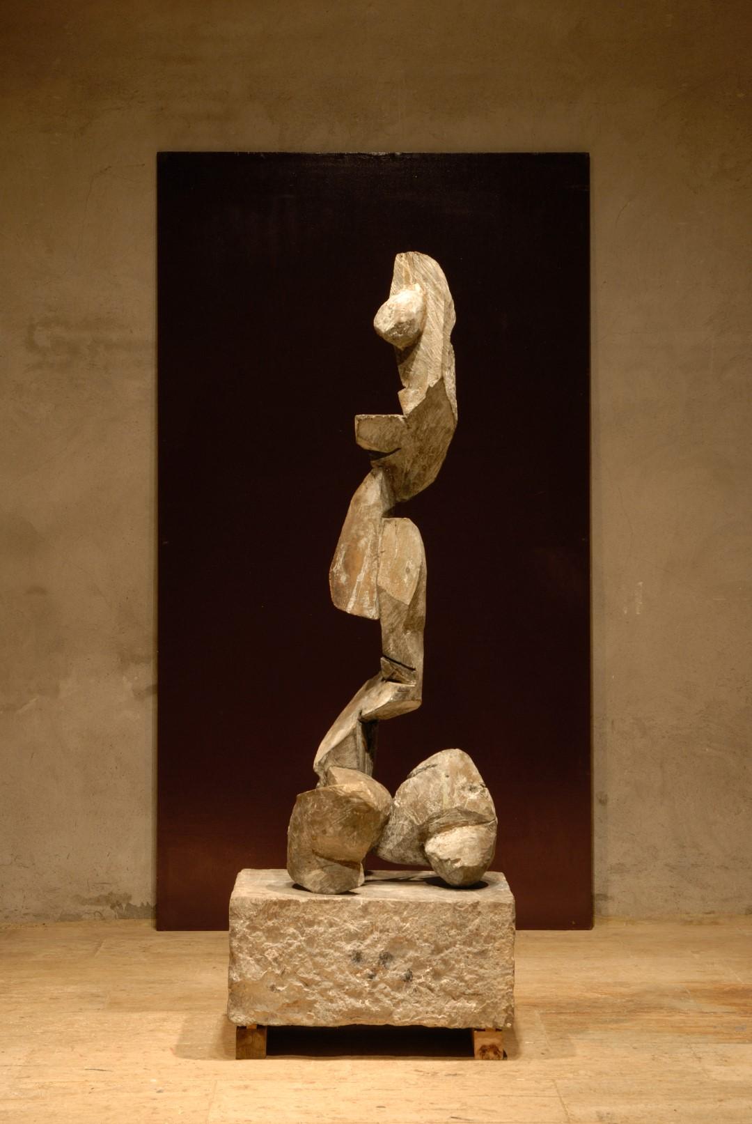 Suite voor Siiri (12), brons, 1,8 x 0,5 x 0,5 m
